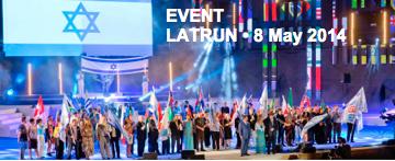 Latrun Event: 8 May 2014